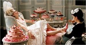 Fotograma de la película María Antonieta (2006)